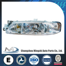 auto head lamp for car ,auto led lamp for passenger car parts , head lamp crystal fro lamp auto ,