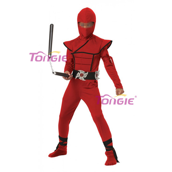 Mens Ninja Costume for Carnival Party Themes