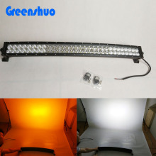 High power factory wholesale 4x4 Offroad LED Light Bar Amber/White Cheap Multi Color LED Light Bar
