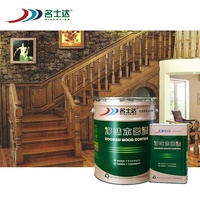 MINGSHIDA Wood furniture paint closure effect Didebao series primer paint
