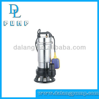 WQD Series Sewage Pumps for dirty water