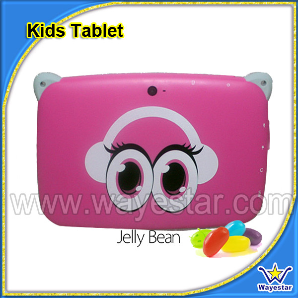 RK2926 512/4G 4.3inch kids tablet pc