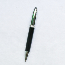 Best Selling Top Quality Metal Pen Stationery Mini Crystal Ball Pen With Different Color Barrel