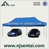 2015 hot sale 3m x 6m heavy duty aluminum car top pop up tent