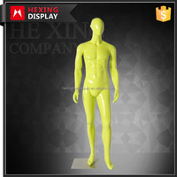 Full Body Stand Male Nude Sexy Mannequin