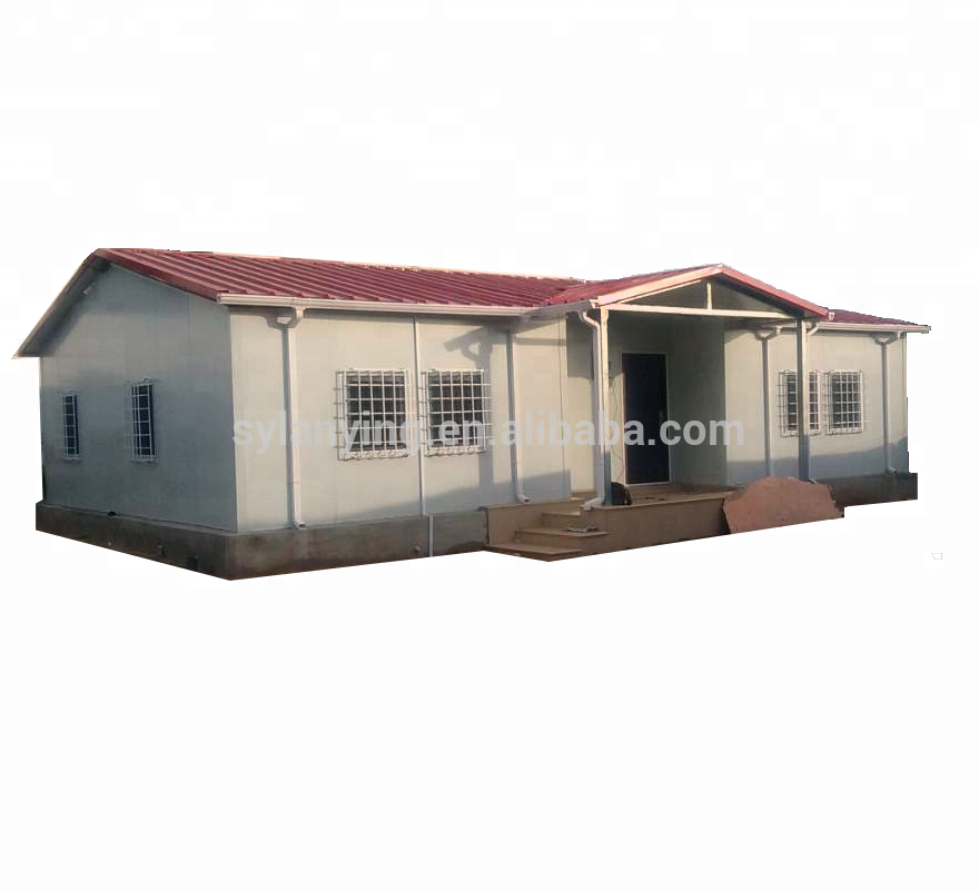 Quick build and Cheap price China Prefab House / Ready Made House