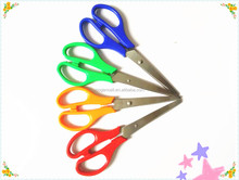 Scissors Cuts Paper Scissors with 6.5 inch,Red & Blue Fishing Line Scissor from Design Store