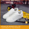 Brand Design White School Skate shoes for Women Girl
