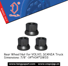 Rear Wheel Nut for VOLVO, SCANIA Truck