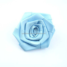 custom colorful decorative ribbon rose