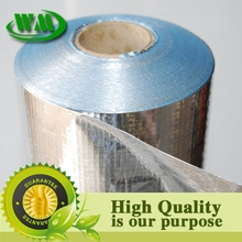 alu foil pe woven reflective faced insulation