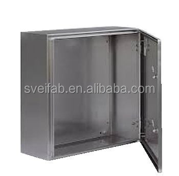 customize stainless steel metal case/custom metal case fabrication