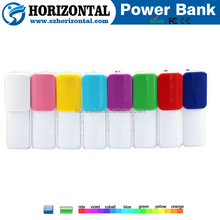 2600mah portable mobile power bank for blueberry s4 mobile phone