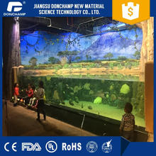 Factory custom acrylic wholesale toy fish aquarium/toy fish tank for children