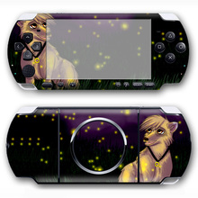 New and fashion sticker for Sony PSP 3000 Skin Sticker Vinyl Perfect Fit Non Bubble