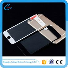 Latest arrival unique design fashion tempered phone glass screen protector for huawei P9 plus