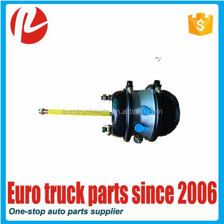High quality spring brake chamber oem T3030DD for eurocargo truck heavy duty auto spare parts