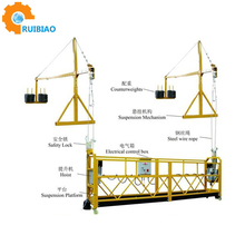 Competitive Price zlp 630 suspended working platform for windows cleaning