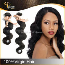 beautiful soft 6A Brazilian Natural Black Body Wave wig london