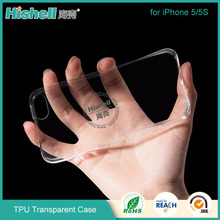 Factory outlet Tpu Soft dot Case Shock Resist Round Cornor Tpu Case For iphone5