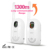 1300M Long Talking Range Audio wireless baby phone,Rechargeable