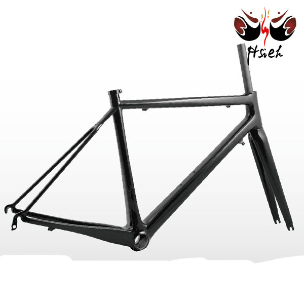 chinese paintings bike frame road bicycle carbon road frame integrated