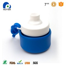Collapsible water bottle silicone BPA Free