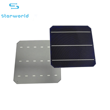 Good Price A Grade 5.2W Mono 6inch Solar Cell 3BB/4BB Monocrystalline Solar Cell