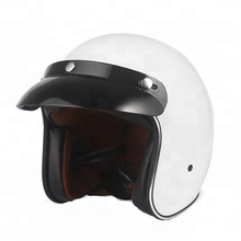 M-RMH1 Retro motorcycle safety half open face Helmet