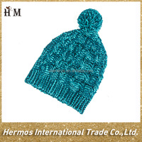 New autumn winter warm crochet hat