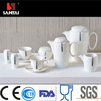 Modern Ceramic Tea Set