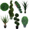 Wholesale Sun Fung fake tree indoor n outdoor artificial greenery