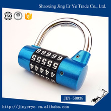 5 dial Combination Lock For Baggage