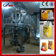 0086-371-65996917 combination weighing packing machine snack food potato chips grain detergent powder packing machine price
