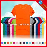 Custom 100%cotton campaign cheapest t shirt printing