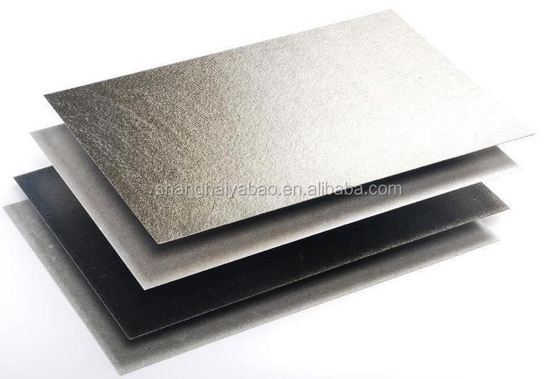 Manufactory supply high thermal insulation mica board