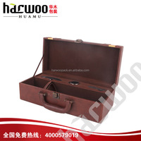 Top grade single wine box carrier