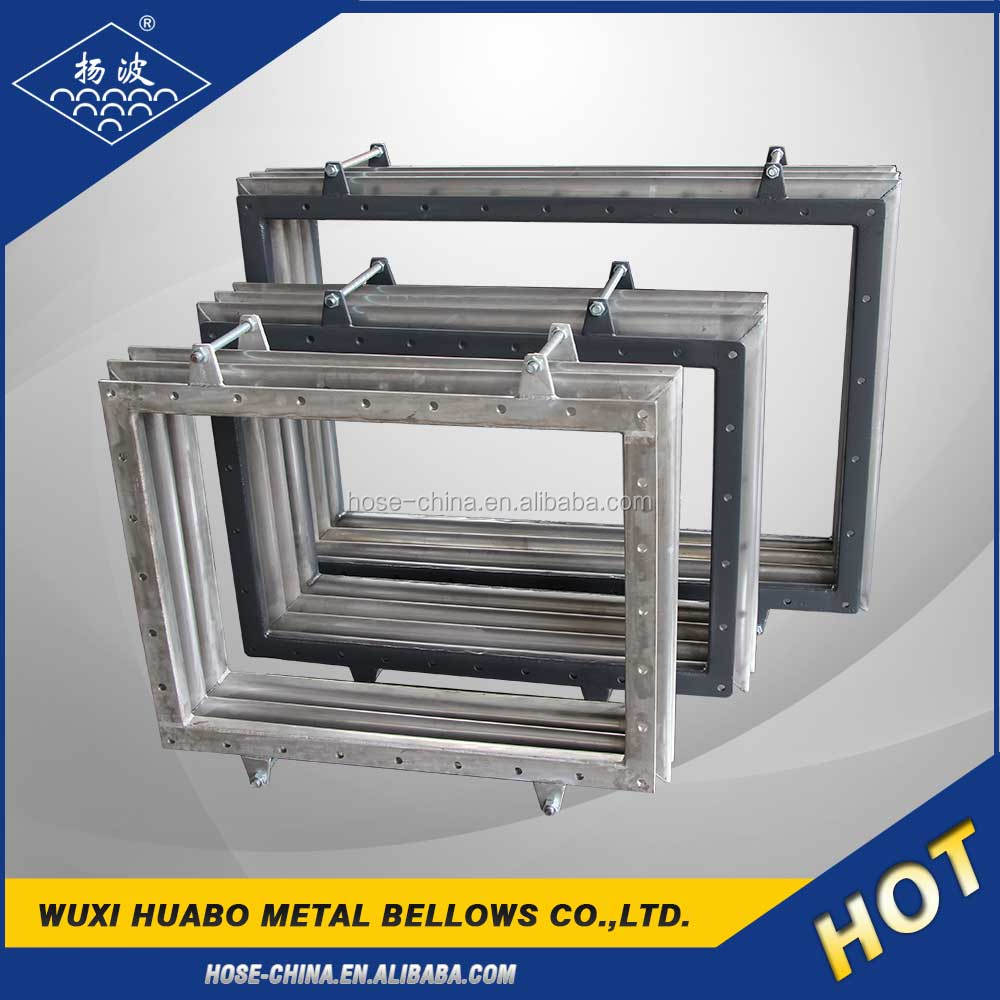Different diameter of yang bo bellows type expansion joints for equipment structure