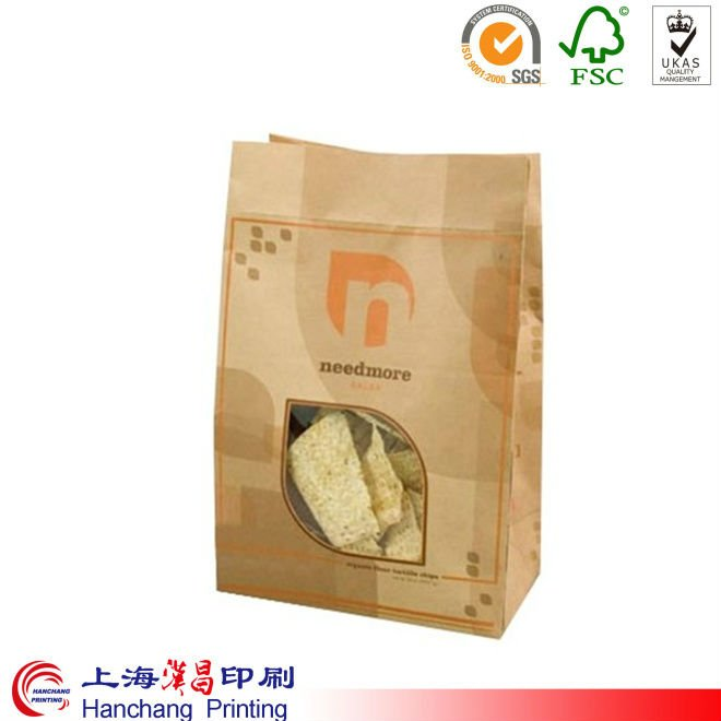 foil paper bag for chicken