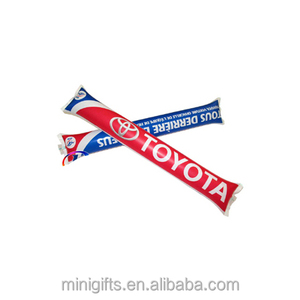 Hot selling Customized cheering stick/ Inflatable noise maker sticks / Balloon cheering stick