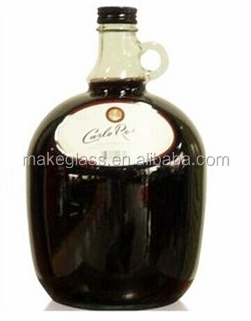 californie vin bouteille en verre avec bouchon de 1 5l 2l 3l bouteille en verre avec petite. Black Bedroom Furniture Sets. Home Design Ideas