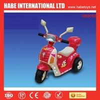 Wholesale Toys Children Electric Tree Wheels Motorcycle, Red Color