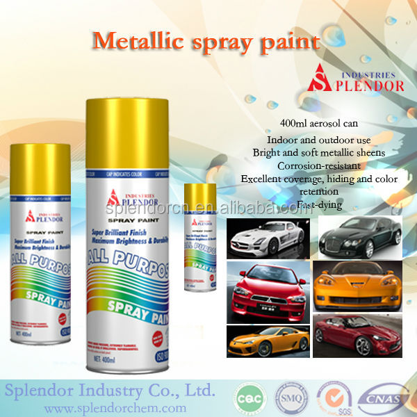 High quality acrylic Spray Paint price low / graffiti spray paint/ acrylic-based urethane paint