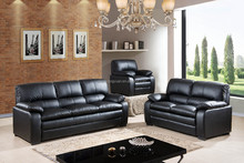 promotional sale sofa set, faux leather sofa at cheap price, modern living room furniture sofa E501