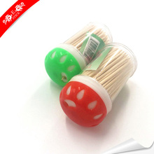 eco friendly new style health sterile toothpick for family