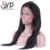 Remy Cabello Human Hair Extension , Real Virgin Brazilian Versatile Wave Double Drawn Lace Front Wig