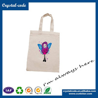New Fashion Style Cloth Carrying Packaging Cotton Canvas Bag