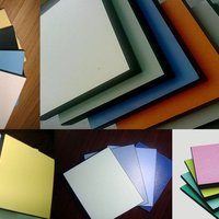 Decorative High Pressure Laminates HPL For