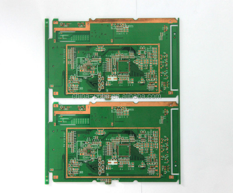 gold metal detector circuit/gold metal detector mainboard/PCB board manufacturer
