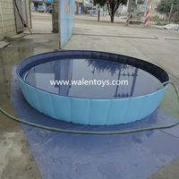 swimming pools for dogs plastic